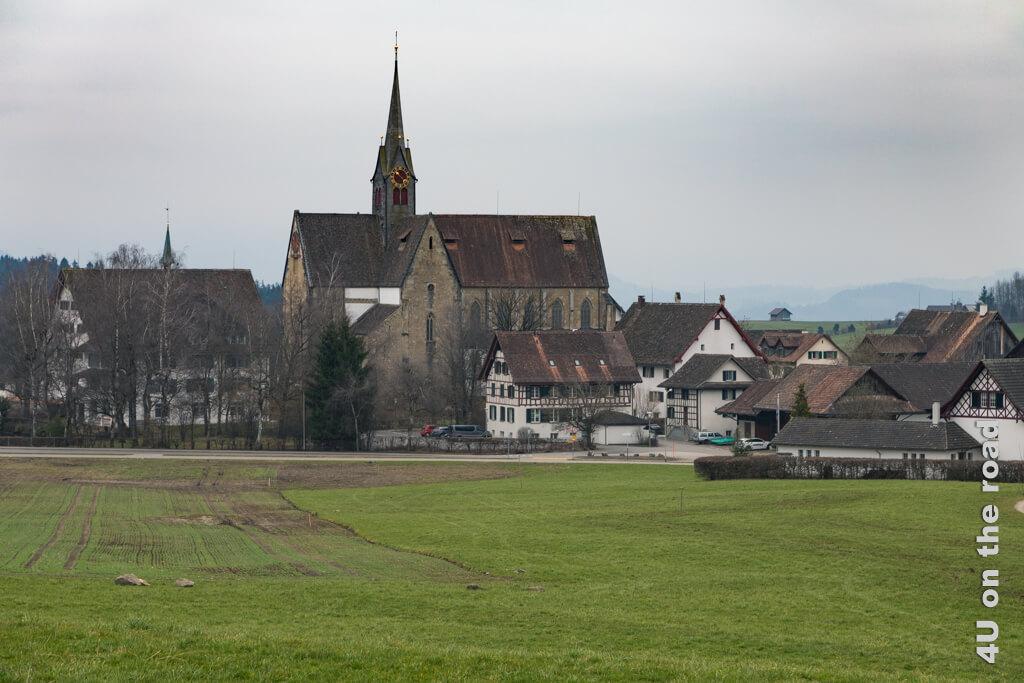 Das Kloster Kappel