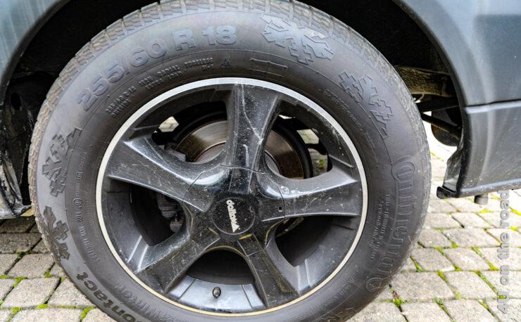 Feature Neue Reifen für das Wohnmobil