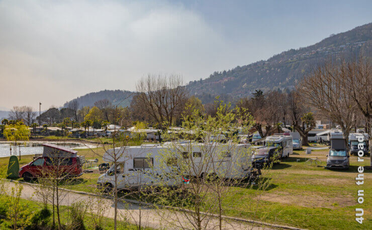Feature Camping im Tessin