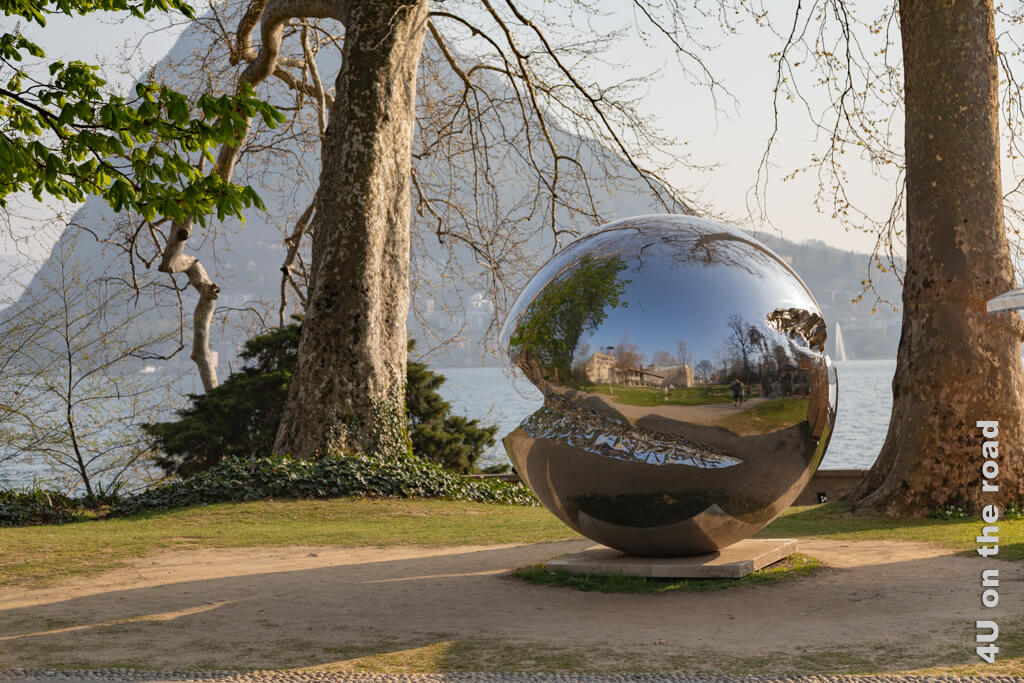 Big Data von Helidon Xhixha - Parco Ciani