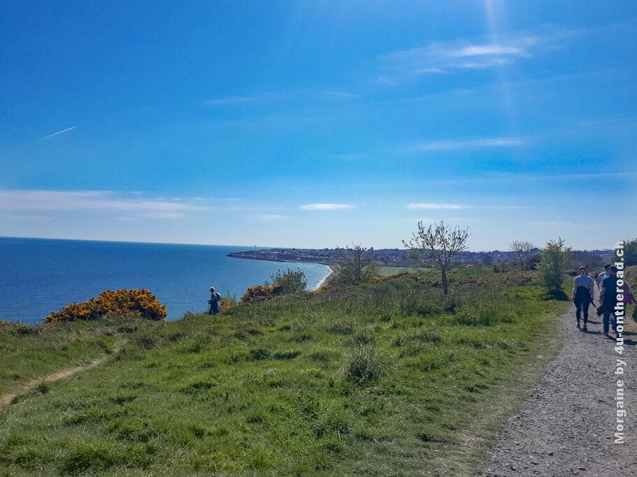 An den Wochenenden ist der Bray to Greystones Cliff Walk ein beliebtes Ausflugsziel für die Dubliner. Besser wäre es, diese Wanderung unter der Woche zu unternehmen.