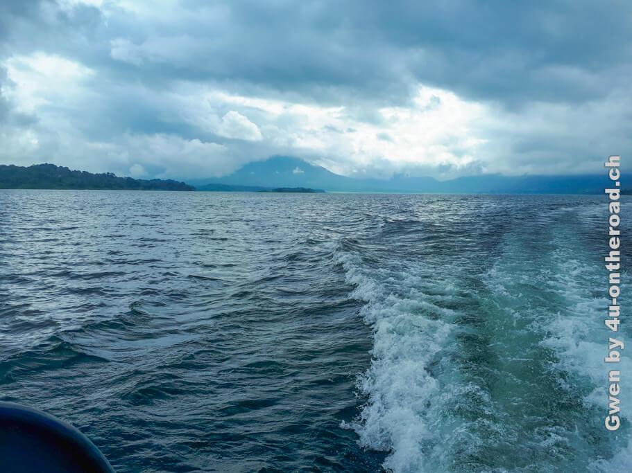 Auf dem Weg nach Monteverde - Ausflug Monteverde