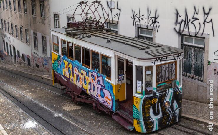 Feature Öffentliche Verkehrsmittel Lissabon