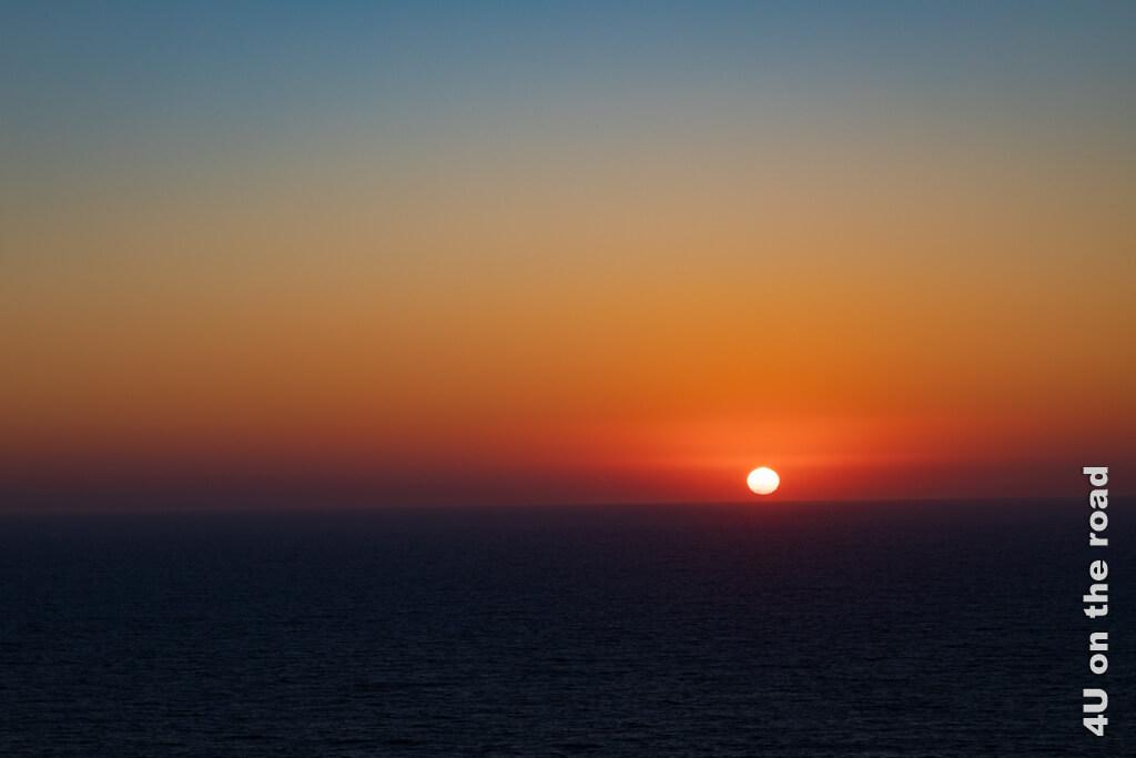 Sonnenuntergänge zum Träumen
