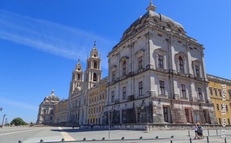 Feature Nationalpalast Mafra