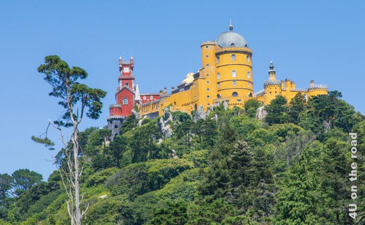 Feature Sehenswürdigkeiten von Sintra